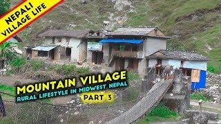 Mountain Village Life of Nepal | पहाडको जीवनशैली #3 | IamSuman