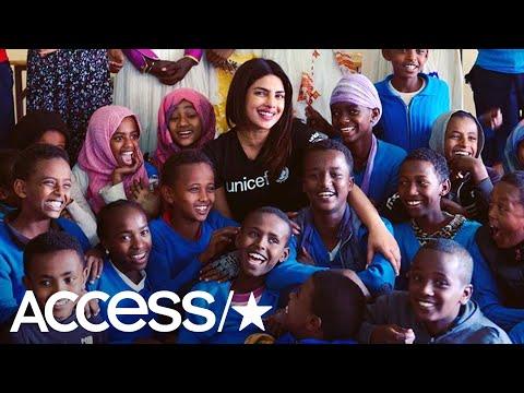 Priyanka Chopra Dances With Children In Ethiopia After Cannes Getaway With Nick Jonas!