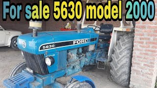 For sale New Holland 5630