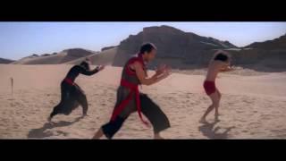 Танцующий в пустыне | Дублированный международный трейлер