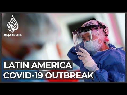 COVID-19 cases rise, economies struggle in Latin America