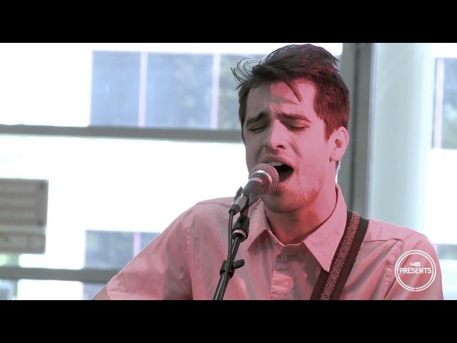 Panic! At The Disco: The Ballad Of Mona Lisa (YouTube Presents)