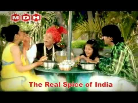 MDH Spices - AD Film in TV (Ad No.1)