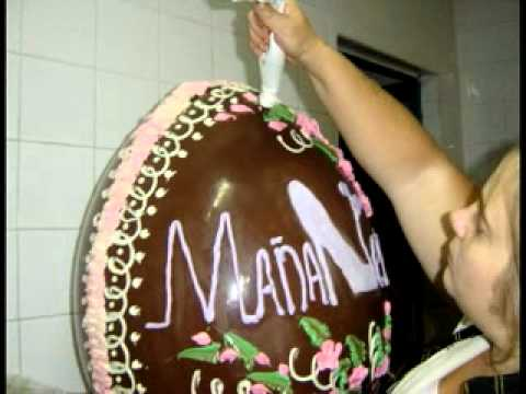 decoracion de huevos de pascua youtube