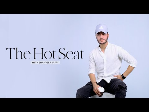 The Hot Seat With Shahveer Jafry | Question & Answer | Mashion