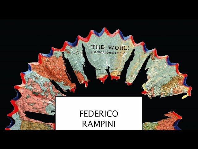 "Federico Rampini, ""Le linee rosse"""
