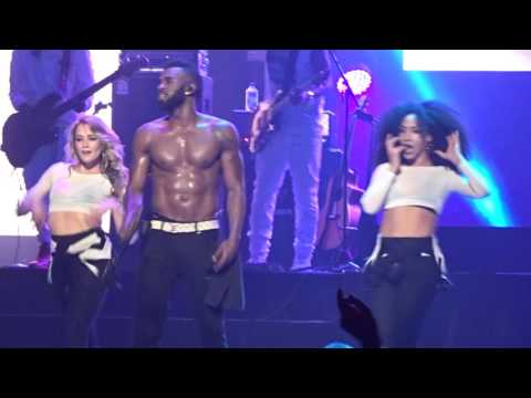 Jason Derulo - Try Me live Allphones Arena Sydney 21/11/15