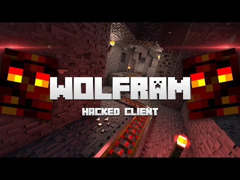 Minecraft 1.10.x : Hacked Client - WOLFRAM ! - Latest Update! [HD]