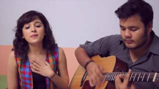 Chura Liya   Gulabi Aankhen   Shirley Setia ft  Umang Bhardwaj   LIVE ACOUSTIC   YouTube 1080p