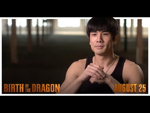 "Thumbnail: BIRTH OF THE DRAGON - BEHIND THE SCENES: ""BECOMING"""
