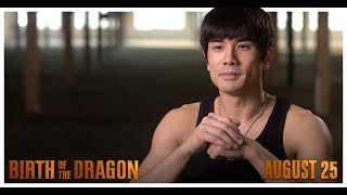 "BIRTH OF THE DRAGON - BEHIND THE SCENES: ""BECOMING"""