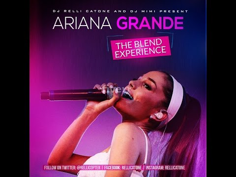 Ariana Grande: The Blend Experience