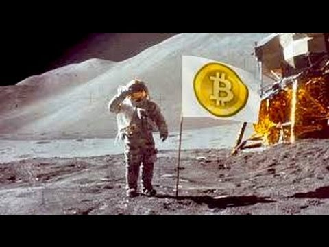 Bitcoin Prices Headed 'Toward The MOON!!!' Subway And Shopify Now Accepting Bitcoins!