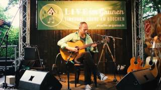 Olaf Sickmann - November Monday/The Walking Lights (Live im Grünen)