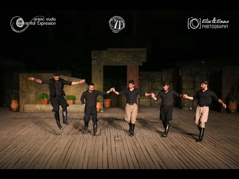 Cretan Dances by Giannis & Giorgos Megalakakis   4th Bollywood & Multicultural Dance Festival