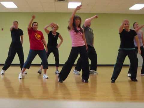 Kung Fu Fighting - FatBoy Slim - GRDanceFitness -