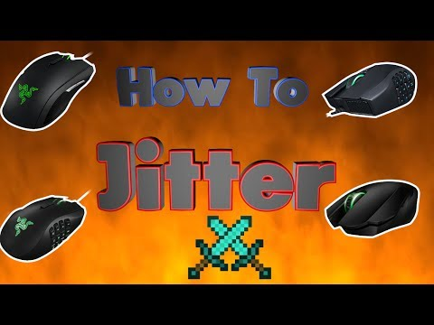 How To Jitter Click And Aim! (High CPS)