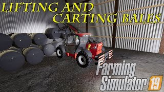 FARMING SIMULATOR 19 - This is Ireland with Seasons, let's play:- Episode 5