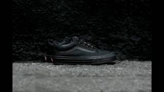 Кеды Vans Old Skool Black/Black