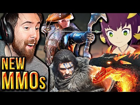 """Asmongold Reacts to """"The Biggest Upcoming MMORPGs in 2021 & Beyond"""" 