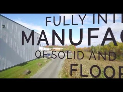 Appalachian Flooring Factory Tour - English
