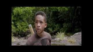 AFTER EARTH  International Trailer # 2 Hindi