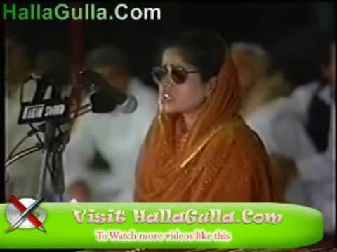 Arifa Shabnam - Daikhnay Wallay Theek Kehtay Hein_clip0.wmv
