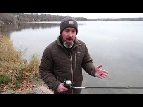 The Zebco 33 Telecast Combo : A Reliable Fishing Rod That Travels Easily