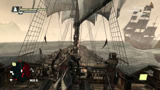Assassin's Creed IV: Black Flag Quick Play 1080p