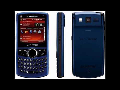 Samsung Saga SPH i770 Hard reset