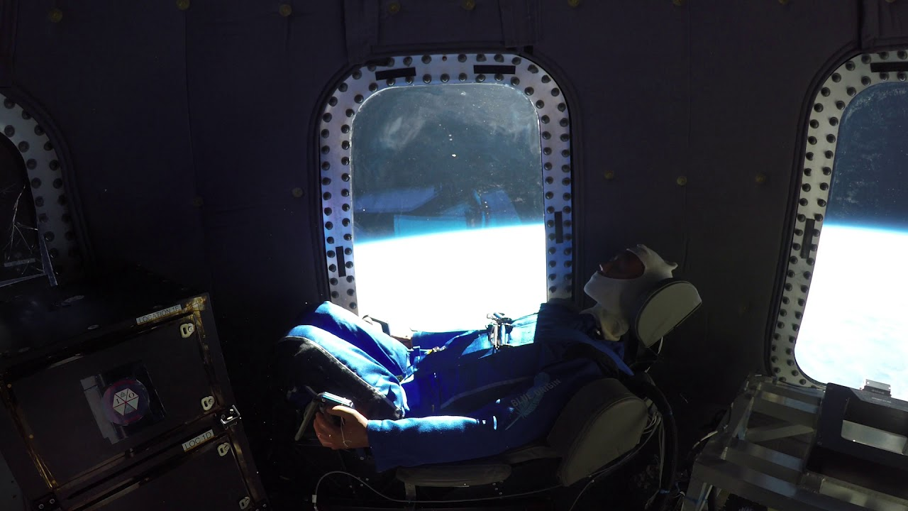 Blue Origin conducts New Shepard's 10th test flight