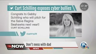 Curt Schilling exposes Twitter trolls