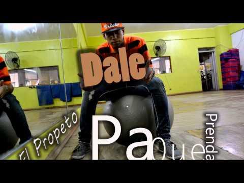 Dale Pa Que prenda-El Propeto FT La Pelcha ( Dembow 2012 )