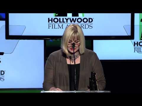 Sarah Greenwood at the Hollywood Film Awards