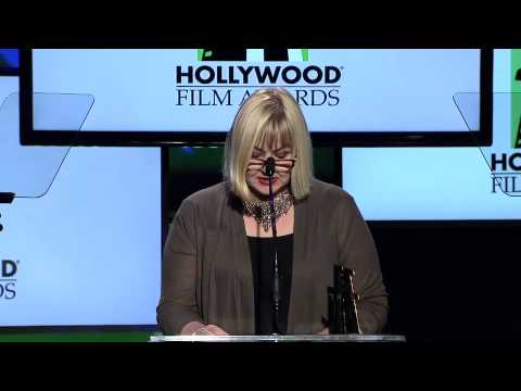 Sarah Greenwood at the Hollywood Film Awards