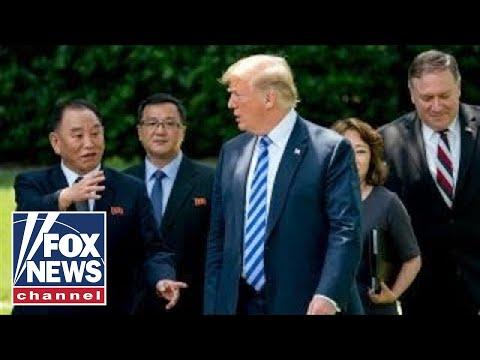 Trump says his summit with Kim Jong Un will go on