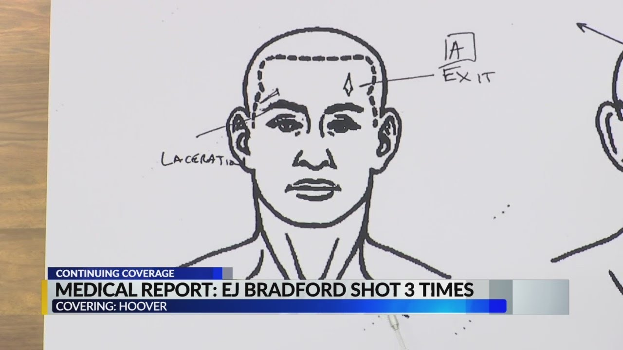 Attorney: Independent autopsy reveals EJ Bradford was shot from behind 3 times