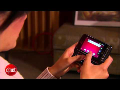 First Look: LG Optimus Slider for texting lovers