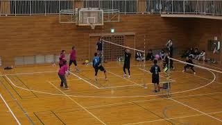 H31年度 瀬戸内市春季ソフトバレーボール大会 混合B 決勝