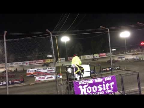 Bakersfield Speedway 4/8/17 Hobby Main
