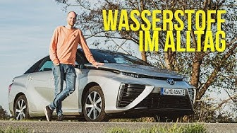 Warum ich für 80.000€ ein Wasserstoffauto kaufen würde - Toyota Mirai im Test