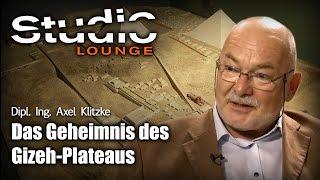 Das Gizeh-Plateau und sein geheimer Schlüssel des Wissens (Axel Klitzke - Wissen in Stein Teil 2)