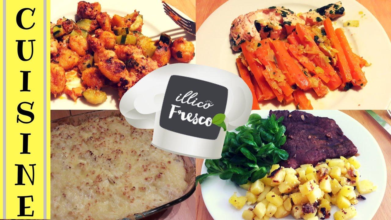 Je cuisine comme un chef illico fresco youtube - Cuisine comme un chef ...
