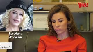 Adina Alberts, chirurg estetician Loredana Groza arata mai bine decat arata acum 30 de ani