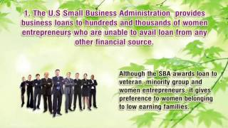 Top 5 Small Business Loan For Women