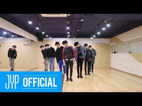 GOT7 Never Ever Dance Practice (Unreleased Ver.)