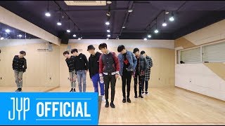 "GOT7 ""Never Ever"" Dance Practice (Unreleased Ver.)"