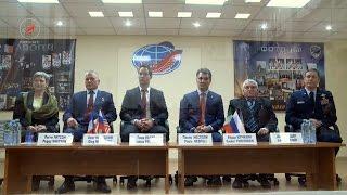 Госкомиссия на Байконуре утвердила новый экипаж МКС