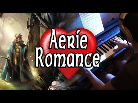 Baldurs Gate 2  Aerie Romance on Piano  Rhaeide