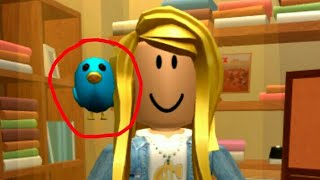 How to Have The Bird From Twitter In Roblox